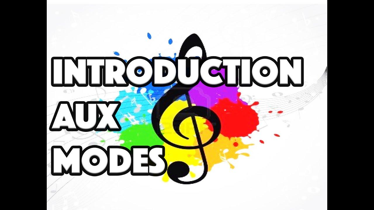 INTRODUCTION AUX MODES - LE GUITAR VLOG 039
