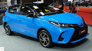2021 Toyota Yaris Hatchback Facelift (XP150) / In-Depth Walkaround Exterior & Interior