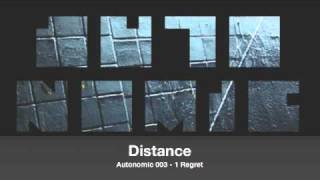 DJ Distance - NOMIC 003 - 1 Regret