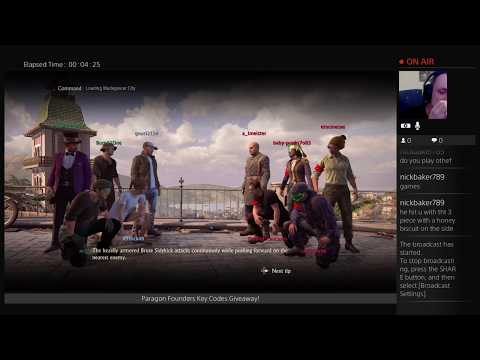 [TWITCH]UNCHARTED 4-Multiplayer Dailys China Lake(With Viewers)