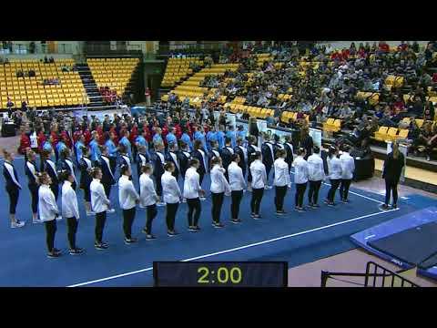 2018.03.24 EAGL Gymnastics Championships