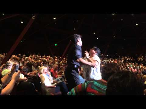 Ballroom with a twist 7/31/2014 North Shore Music Theatre