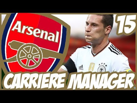 FIFA 18 | CARRIERE MANAGER | ARSENAL FC | #15 : DEBUT DE MERCATO MAGIQUE !