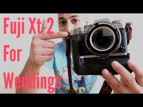 Fuji Xt-2 for weddings and professional work. The truth, the whole truth and nothing but the truth.