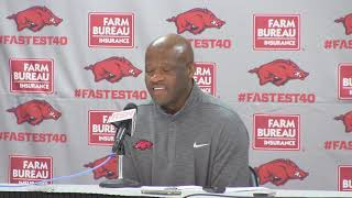 Mike Anderson previews Indiana