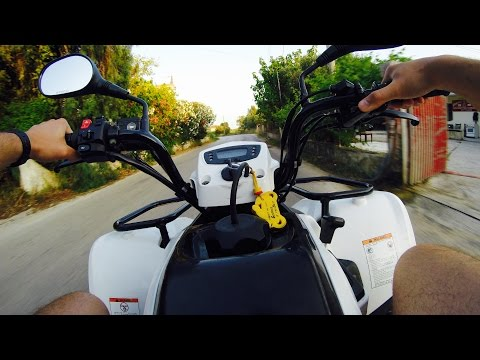 GoPro HD: Holiday in Corfu, Greece. 2016
