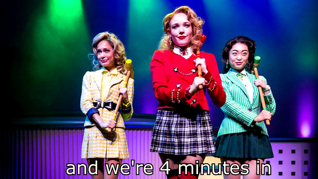 Every Heathers: The Mu...