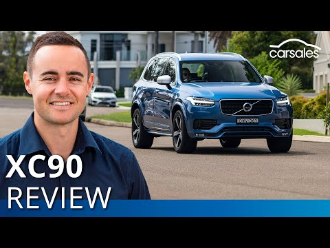 2019 Volvo XC90 T6 R-Design Review | Carsales