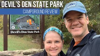 Devil's Den State Pąrk // Comprehensive Campground Review [EP 78]