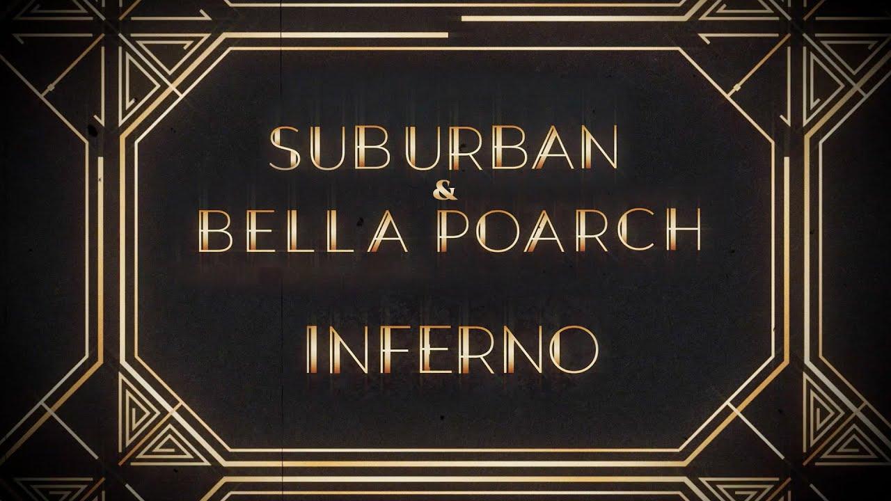Sub Urban & Bella Poarch - INFERNO (Official Lyrics Video)