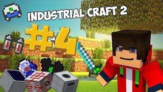 Minecraft 1.7.10  Lets Play #4. Индустриальное выживание. Каменный молот