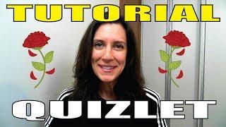 TUTORIAL: Aprenda inglês sozinho: QUIZLET!!! | Profa. Érika de Pádua #dicasdeinglês