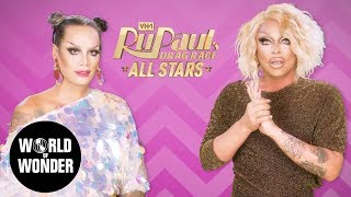 FASHION PHOTO RUVIEW: All Stars 3 Social Media RuPaul's Drag Race with Raja & Raven