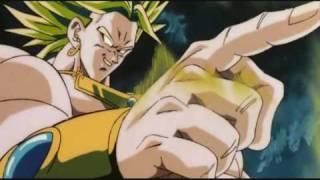 Goku v/s Broly - Numb (HQ)
