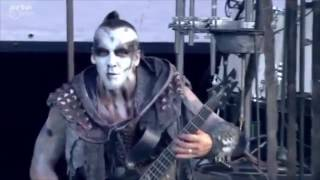 Behemoth Live [HD] 2014 - Christians To The Lions