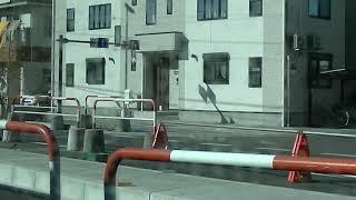 【バス走行風景3】西武バス A6-939(大宮営業所) 大36系統 大宮駅西口→飯田宿→二ツ宮