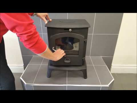 5.5 KW Solid Fuel Stove