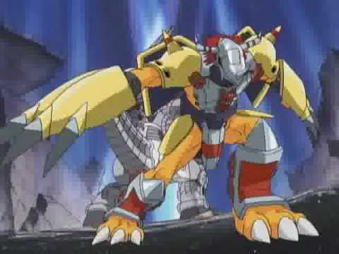 Tutte le digievoluzioni di Agumon - YouTube