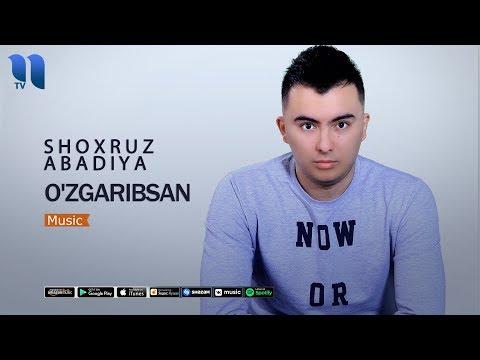Shoxruz (Abadiya) - O'zgaribsan (music version)