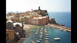 видео Курорты Итальянской Ривьеры