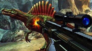 Spinosaurus Vs Sniper - Dino Hunter Deadly Shores