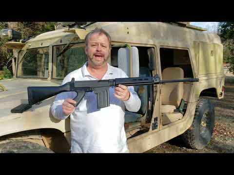 DSA FAL SA58 Rifle VOYAGER Series  at Atlantic Firearms