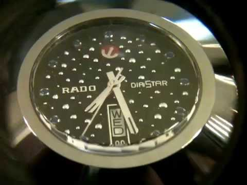 Rado DiaStar starry night