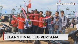 Doa & Harapan Suporter Timnas 'Garuda' Jelang Final Piala AFF Indonesia Vs Thailand