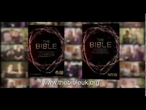 THE BIBLE UK: Join the conversation