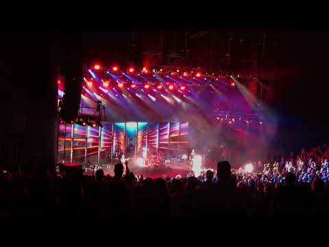 "Muse, ""Take a Bow,"" at Shoreline Amphitheater in Mountain View, CA, on Sept. 16, 2017"