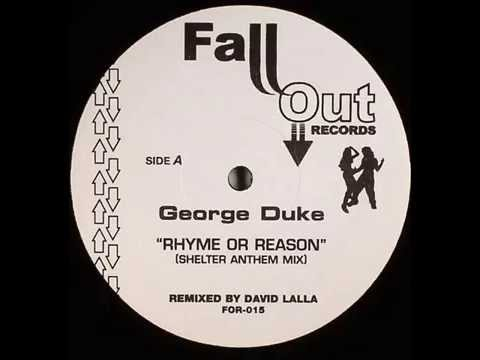 George Duke  -  Rhyme Or Reason (Shelter Anthem Mix)