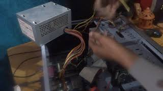 No Display Because of Power Supply | Computer Troubleshooting Tutorial in Hindi | Lesson 1