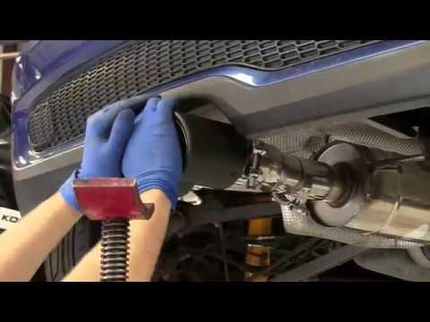 Quicksilver California Exhaust For MINI Cooper S 20072013