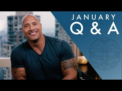 The Rock Responds To  Comments - Seven Bucks January Q&A