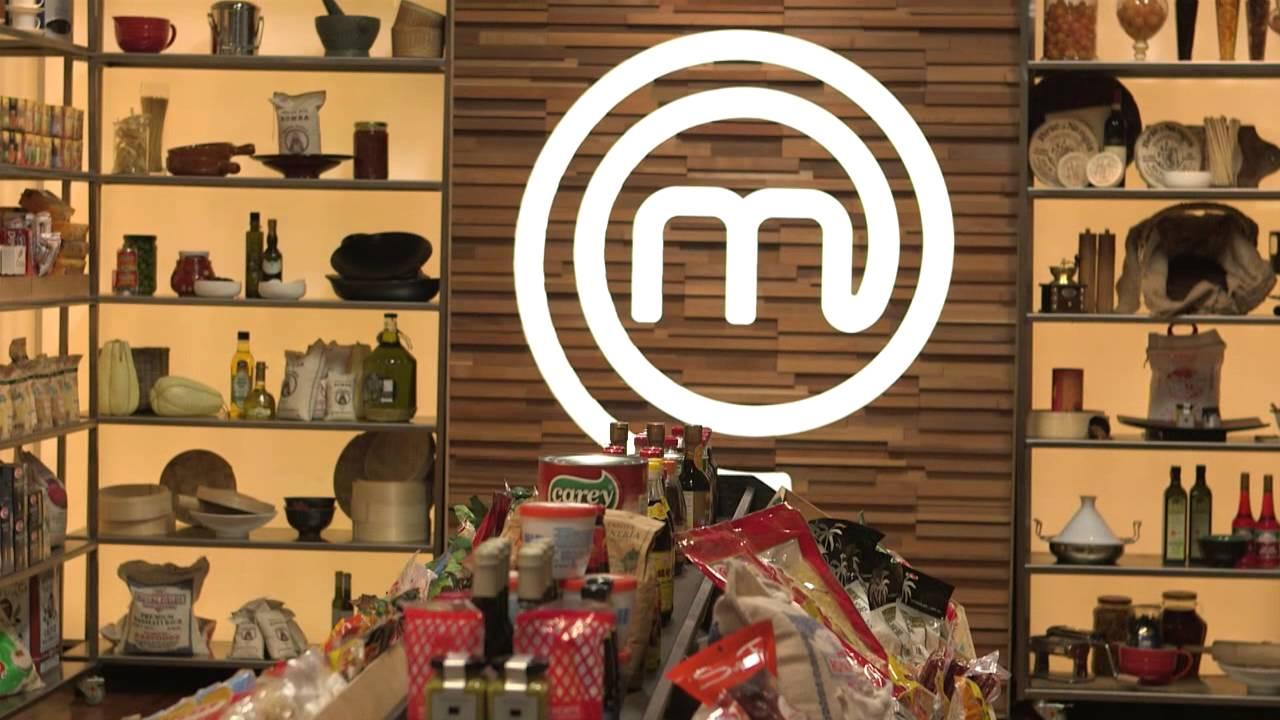 MasterChef Kitchen Tour - 2014 Royal Melbourne Show - YouTube