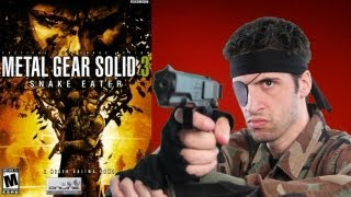 Metal Gear Solid 3: Snake Eater game review