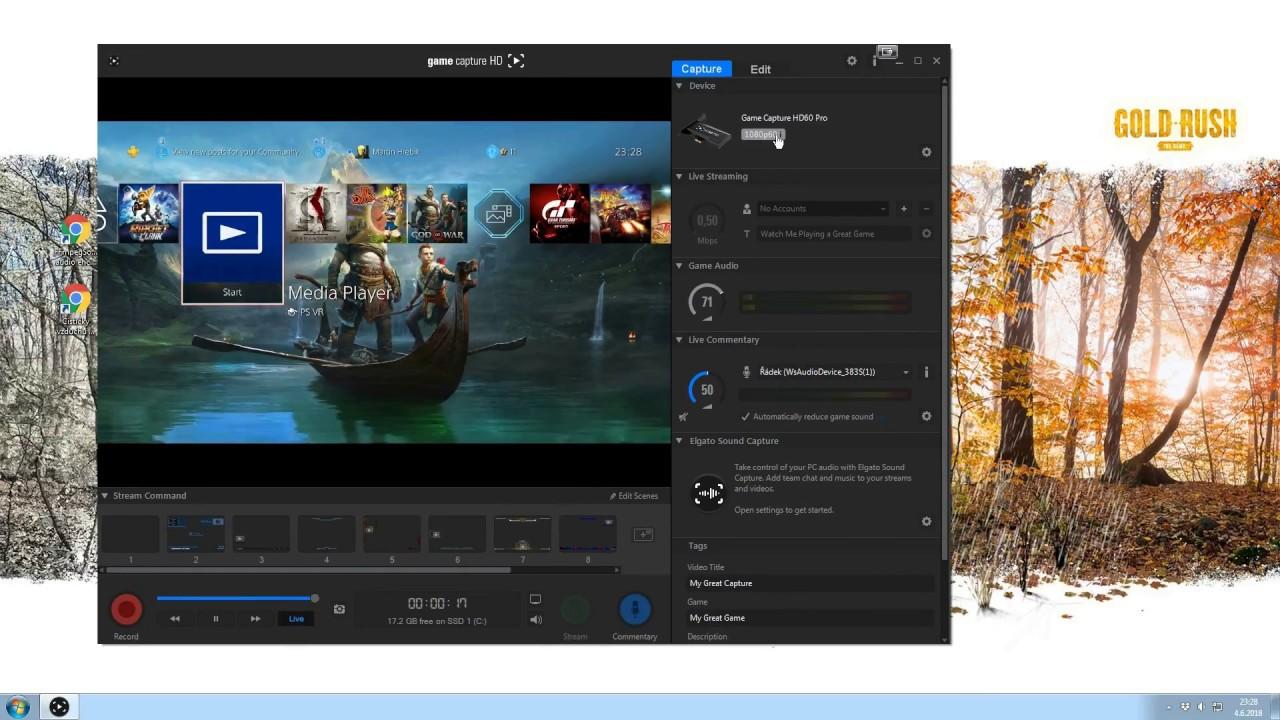Elgato HD60 Pro - No capture device found on Windows 7 - FIX