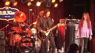 Bad Mama Boogie - CACTUS - B.B. Kings NYC 4-10-10