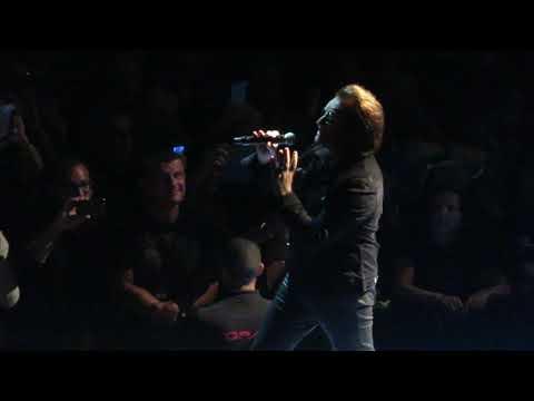 """U2 """"Iris (Hold Me Close)"""" - Live @ AccorHotels Arena, Paris - 13/09/2018 [HD]"""