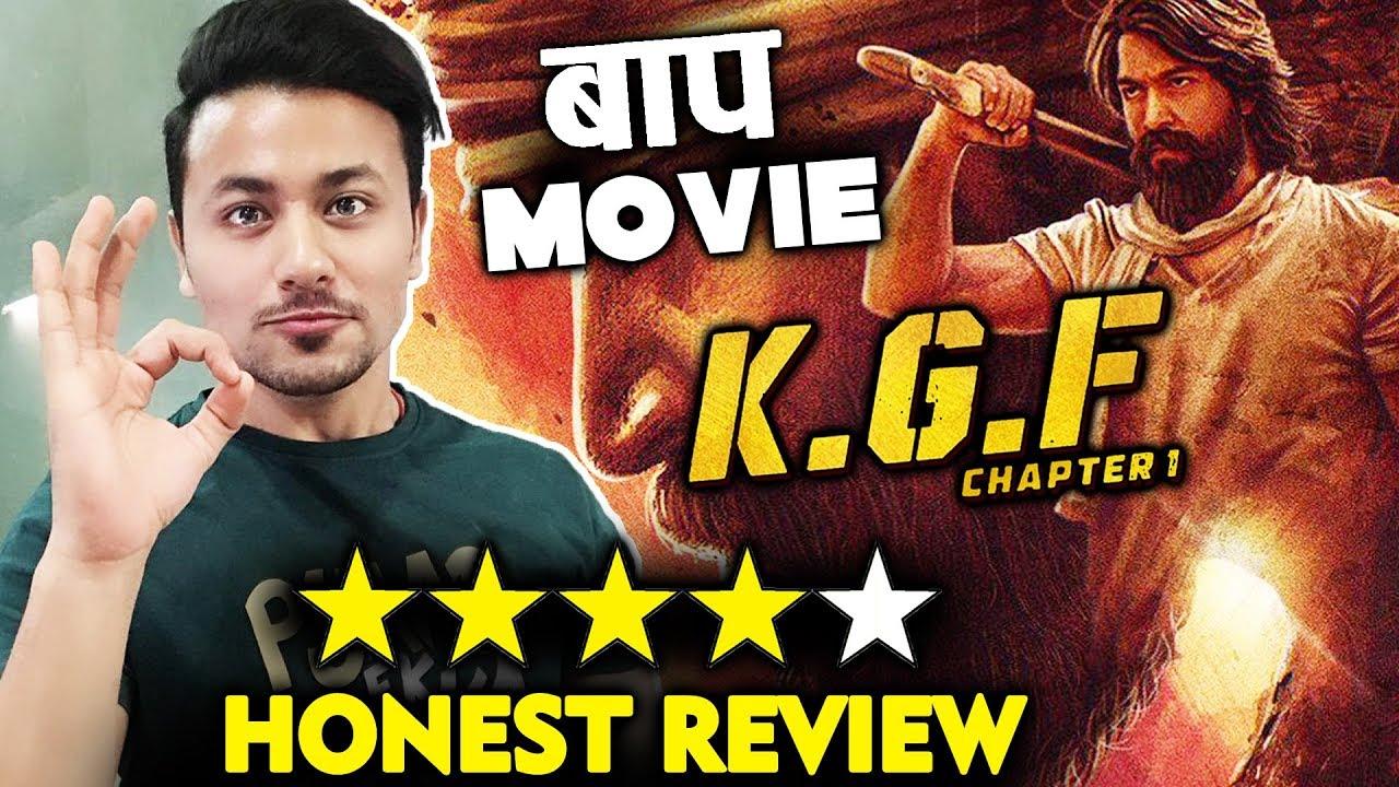 Kgf Chapter 1 Full Honest Review Superstar Yash Kolar Gold