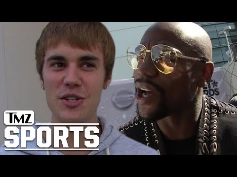 Floyd Mayweather Angrily Breaks With Justin Bieber after Instagram Diss | TMZ Sports