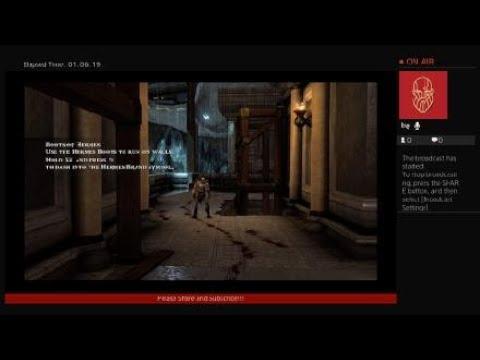 God of War® III Remastered Death of Hermes  