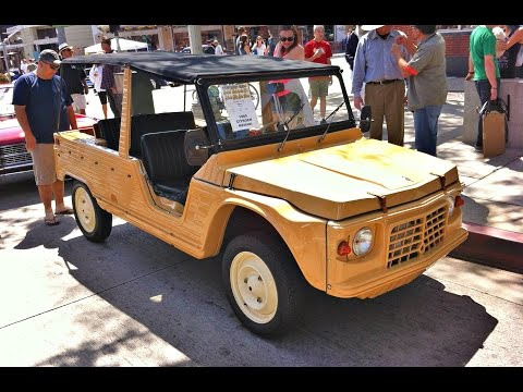 1969 Citroen Mehari Jeep French Car