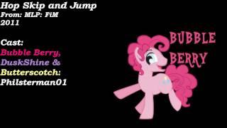Hop Skip and Jump! (Colt Version) + SURPRISE!