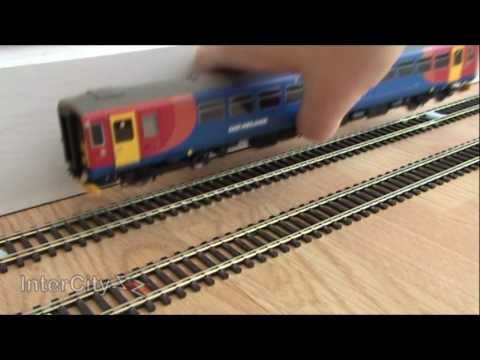 Opening an 'East Midlands' class 153 from Hornby