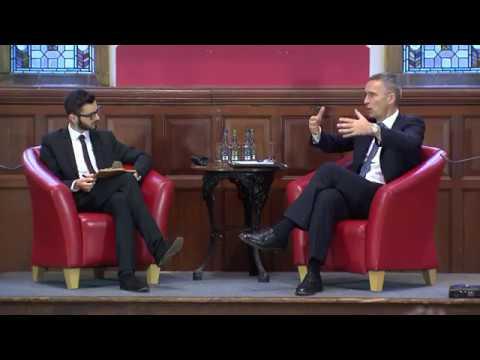 NATO Secretary General at the Oxford Union, 24 NOV 2016, Part 2/2