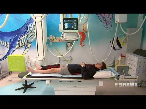 X-Ray Upgrade | 9 News Perth