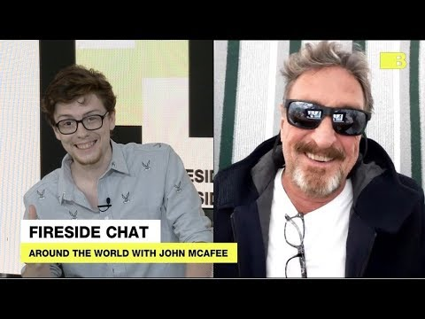 John McAfee On Libra, Satoshi, And Running For President