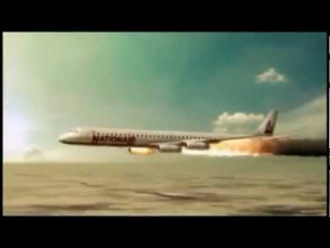 Nigeria Airways 2120 Crash Animation