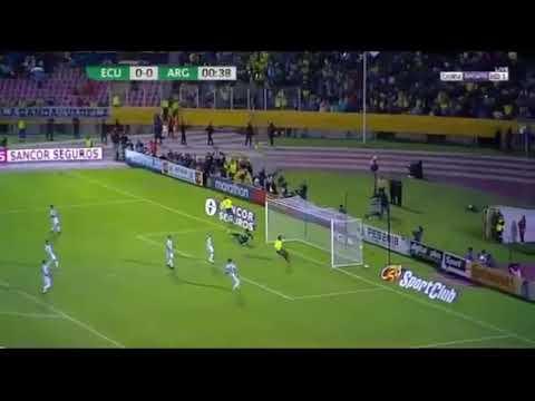 Download ARGENTINA VS ECUADOR FULL HIGHLIGHTS 3-1 (MESSI'S HATRICK) 11/10/17